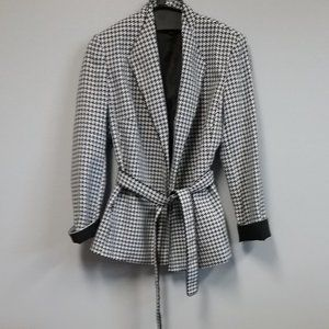 Emily Coat with Belt